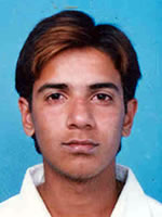 Imad Wasim - Player Portrait