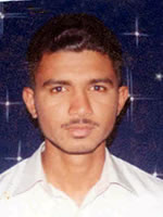 Yasir Mahmood - Player Portrait