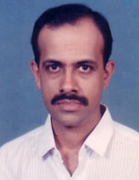 Portrait of PG Ganesh