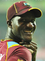 Portrait of Darren Sammy