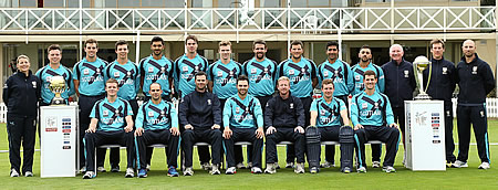 ICC World Cup Qualifier 2013/14, Scotland team photograph