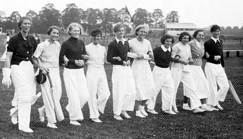 Netherlands Women team 1936