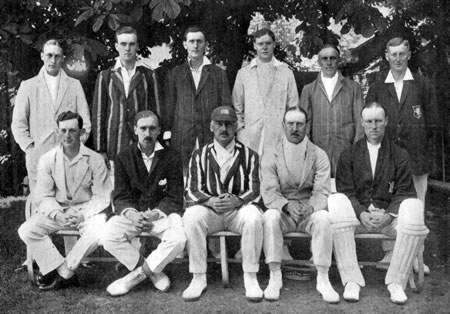 Gentlemen v Players at Lord's, 1922