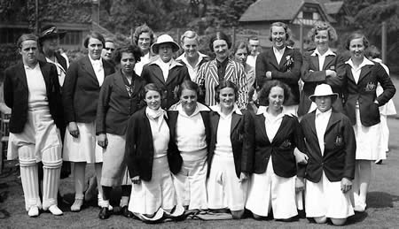 Australia Women Touring team 1937
