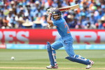 Shikhar Dhawan carves one for four