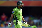 Nasir Jamshed walks back after failing