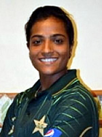 Player portrait of Sidra Ameen
