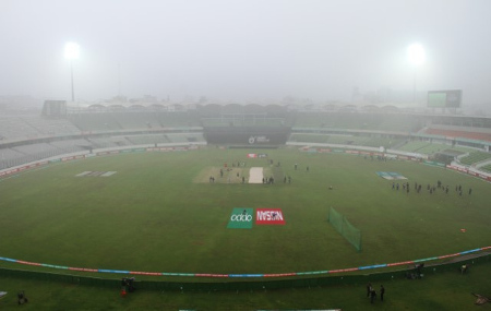 The Shere Bangla National Stadium