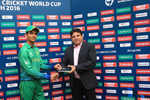 Hasan Mohsin was the Man of the Match