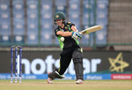 Elyse Villani of Australia bats during the Women's ICC World Twenty20