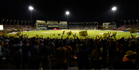 The Guyana National Stadium, Providence
