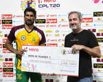 Sohail Tanvir was the Man of the Match