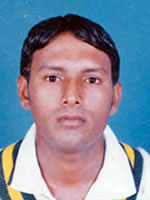 Shakir Ali - Player Portrait