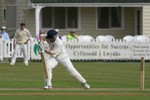 Ian Westwood defends en route to his maiden Championship hundred