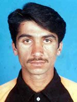 Ghulam Mujtaba - Player Portrait