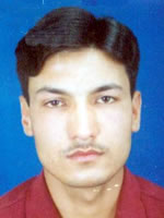 Jahangir Ali - Player Portrait