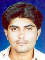 Asif Ismail - Player Portrait