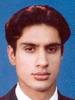 Umar Saleem - Player Portrait
