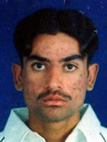 Majid Hussain - Player Portrait